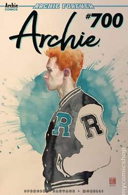 Archie (2015- Variant Cover) (Comic Book) #700.4