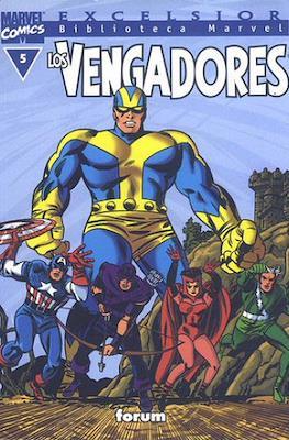 Biblioteca Marvel: Los Vengadores (1999-2001) #5