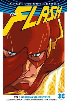 The Flash Vol. 5 (2016) (Softcover) #1