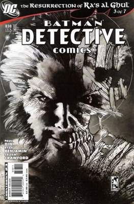 Detective Comics Vol. 1 (1937-2011; 2016-) (Comic Book) #838