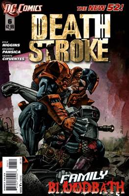 Deathstroke (2011-2013) (Comic Book) #6