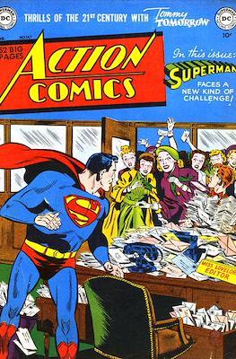 Action Comics Vol. 1 (1938-2011; 2016-) (Comic Book) #147