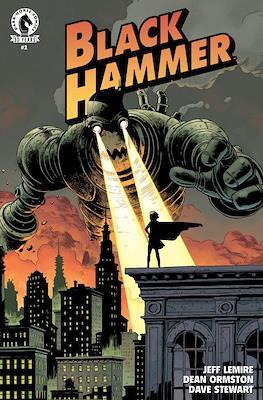 Black Hammer (Comic-book) #2
