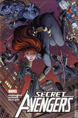 Secret Avengers Vol. 1 (2010-2013) (Hardcover) #6