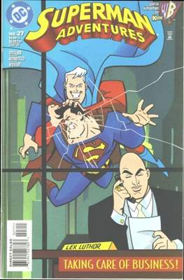 Superman Adventures (Comic-book) #27