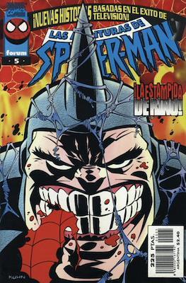 Las aventuras de Spiderman (Grapa 24 pp) #5