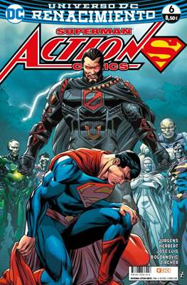 Superman: Action Comics. Renacimiento (Rústica 96 pp) #6