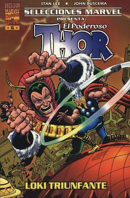 Selecciones Marvel (1999-2002) (Rústica. 17x26. 80-144 páginas. Color) #6