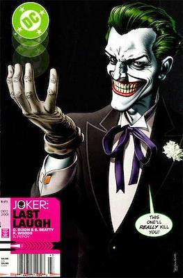 Joker: Last Laugh (Grapa) #1