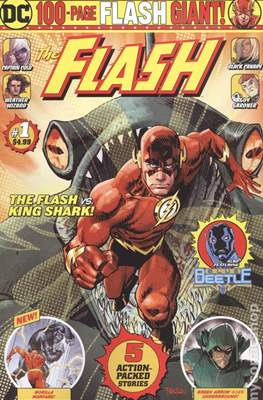The Flash 100-Page Giant! (Comic Book 100 pp) #1