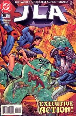 JLA Vol. 1 (1997-2006) (Comic-Book) #25