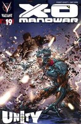 X-O Manowar (2012) (Comic-Book) #19