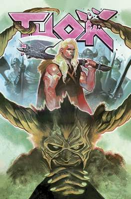 Thor / El Poderoso Thor / Thor - Dios del Trueno / Thor - Diosa del Trueno / El Indigno Thor (2011--) (Grapa) #94/6