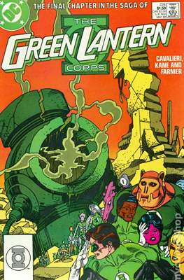 Green Lantern Vol. 1 (1960-1988) (Comic Book) #224