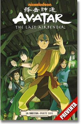 Avatar: The Last Airbender (Rústica) #8