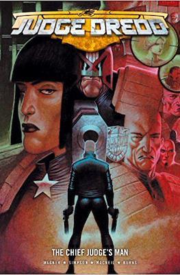 Judge Dredd: The Chief Judge's Man