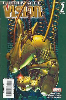 Ultimate Vision (Comic book 32 pp) #2