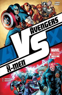 AvX: Vs (Avengers vs. X-Men) (Comic Book) #1