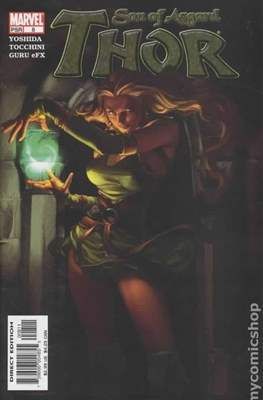 Thor: Son of Asgard (2004-2005) (Comic Book) #8