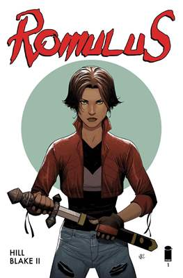 Romulus (Comic Book) #1