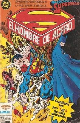 Superman (1984) (Retapado, Tomo rústica) #9