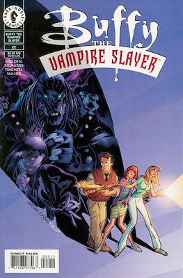Buffy the Vampire Slayer (1998-2003) (saddle-stitched) #22