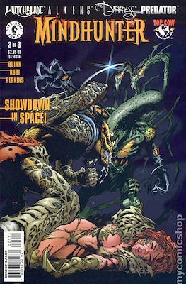 Mindhunter: Witchblade / Aliens / Darkness / Predator (2000-2001) (Grapa) #3