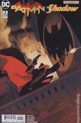 Batman / The Shadow (2017-) Variant Covers #2
