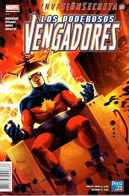 Los Poderosos Vengadores: Invasión Secreta (Grapas) #8