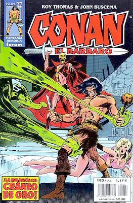 Conan el Bárbaro (1998-2001) (Grapa 24 pp) #37