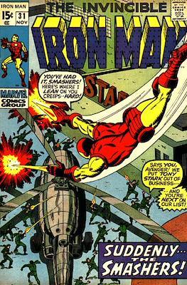 Iron Man Vol. 1 (1968-1996) (Comic book) #31