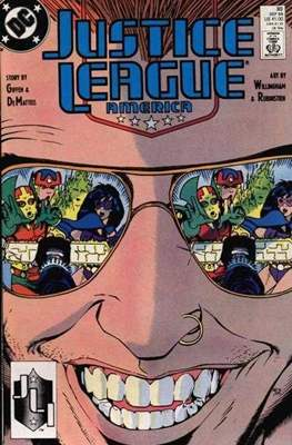 Justice League / Justice League International / Justice League America (1987-1996) (Comic-Book) #30