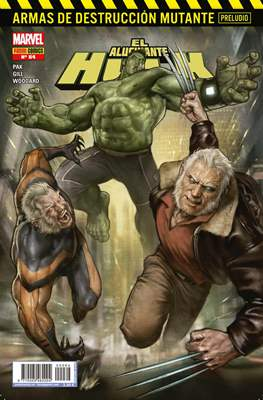 El Increíble Hulk Vol. 2 / Indestructible Hulk / El Alucinante Hulk / El Inmortal Hulk (2012-) (Comic Book) #64