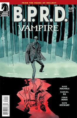 B.P.R.D. Vampire