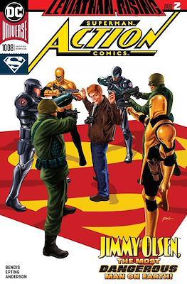 Action Comics Vol. 1 (1938-2011; 2016-) (Comic Book) #1008