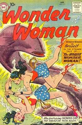 Wonder Woman Vol.1 (1942-1986; 2020-) (Comic Book) #111