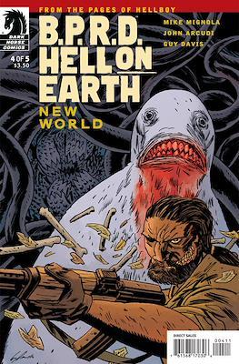 B.P.R.D. (Comic Book) #72