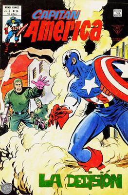 Capitán América Vol. 3 (1975-1980) (Grapa) #36