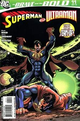 The Brave and the Bold (2007-2010) (Comic Book) #11
