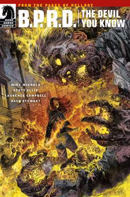 B.P.R.D. (Comic Book) #149