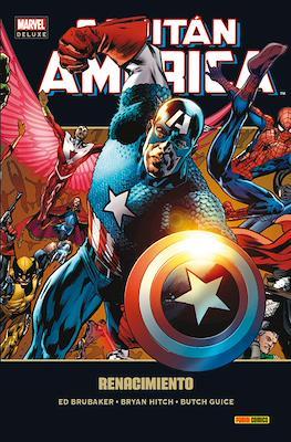 Capitán América. Marvel Deluxe #10