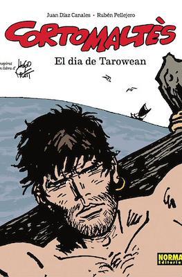 Corto Maltès. El dia de Tarowean (Cartoné 88 pp) #