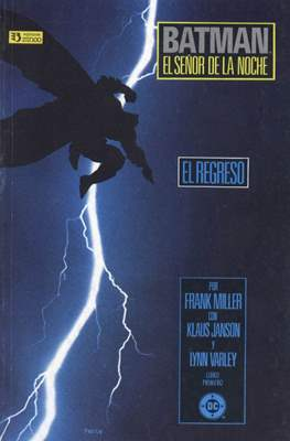 Batman. El regreso del señor de la noche (Rústica 48 pp) #1