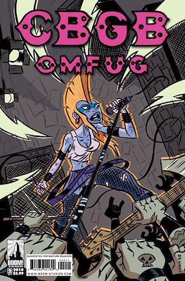 CBGB OMFUG (Comic Book) #2