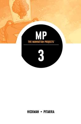The Manhattan Projects (Softcover) #3