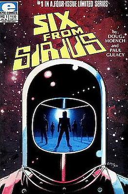 Six from Sirius (Grapa) #1