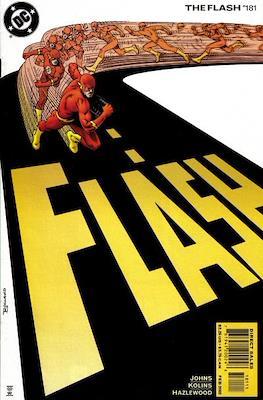 The Flash Vol. 2 (1987-2006) (Comic Book) #181