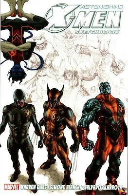 Astonishing X-Men Sketchbook