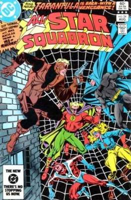 All-Star Squadron Vol 1 (Grapa) #24