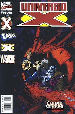 Universo-X (2000-2001) (Grapa. 17x26. 72/80 páginas. Color. (2000-2001)) #16